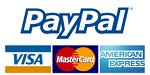 Paiement sécurisé (Avec ou sans compte PayPal)