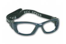 Lunettes anti choc, Demetz, Maxx 31 rec specs bleu T55