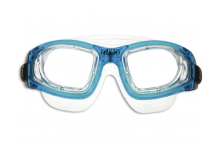 Masque de natation, Cressi Sub, Galileo bleu