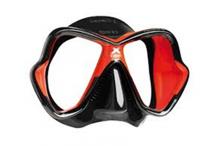 Masque de plongée, Mares, Ultra Liquid rouge et noir