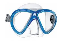 Masque de plongée, Mares, X VU cristal bleu
