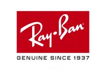 [ D ] Paire de verres, RayBan, teinte dégradée